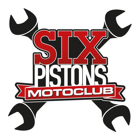 Six Pistons logo
